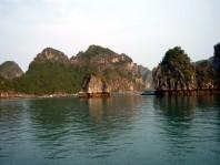 Záliv Halong Bay
